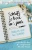 <b>Michelle  Shanti, Jet  Hoogerwaard, Jacqueline  Zirkzee</b>,Schrijf je boek in 1 jaar