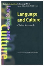 Kramsch, Claire Language and Culture