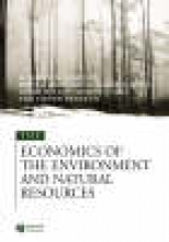 Grafton, Quentin The Economics of the Environment and Natural Resources