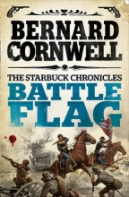 Bernard Cornwell Battle Flag