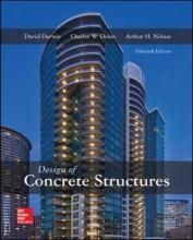 Darwin, David,   Dolan, Charles W.,   Nilson, Arthur H. Design of Concrete Structures