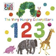 Eric Carle The Very Hungry Caterpillar`s 123