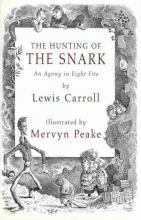 Lewis Carroll,   Mervyn Peake Hunting of the Snark