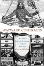 Kahn, Victoria Wayward Contracts