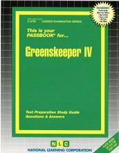 Rudman, Jack Greenskeeper IV