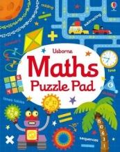 Robson, Kirsteen Maths Puzzles Pad
