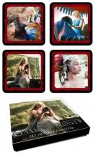 Game of Thrones Daenerys Targaryen Coaster Set