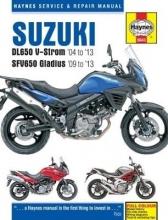 Matthew Coombs Suzuki Dl650 V-Strom & SFV650 Gladius