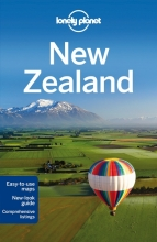 Lonely Planet New Zealand 18e