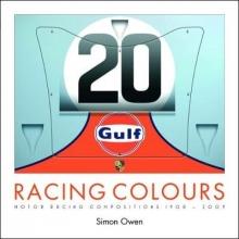 Owen, Simon RACING COLOURS