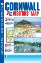 Cornwall Visitors Map