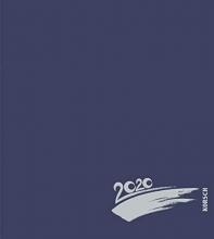 Foto-Malen-Basteln Bastelkalender dunkelblau 2020