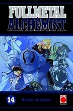 Arakawa, Hiromu Fullmetal Alchemist 14