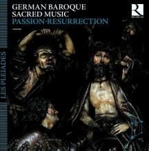 Pasen , Cd german baroque sacred music: passion-resurrection