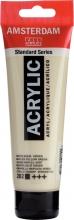 , Talens amsterdam acrylverf tube  120ml napelsgeel groen 282