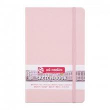 9314012m , Talens art creation schetsboek 80 bl 140 gr 13x21 cm pink
