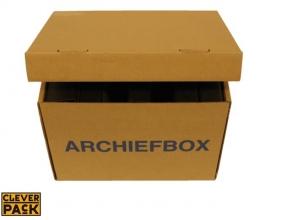 , Archiefdoos CleverPack voor ordners 400x320x292mm