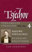 Anton P. Tsjechov , Verzamelde werken 4 Verhalen 1889-1894