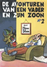 Sleen Marc, Dirk  Stallaert , Avonturen van een Vader en Zijn Zoon 02