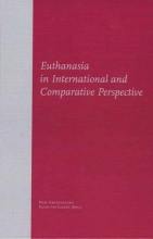 Euthanasia in International and comparative perspective