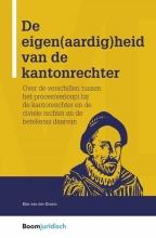 Kim van der Kraats De eigen(aardig)heid van de kantonrechter