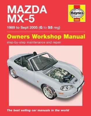 Haynes Publishing,Mazda MX-5