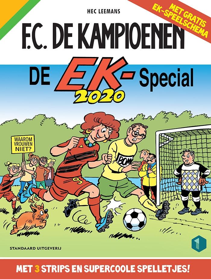 Hec Leemans,EK-Special
