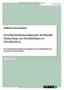 Sonnenschein, Katharina, Geschlechterkonstruktionen im Wandel. Darstellung von Berufsbildern in Schulb?chern