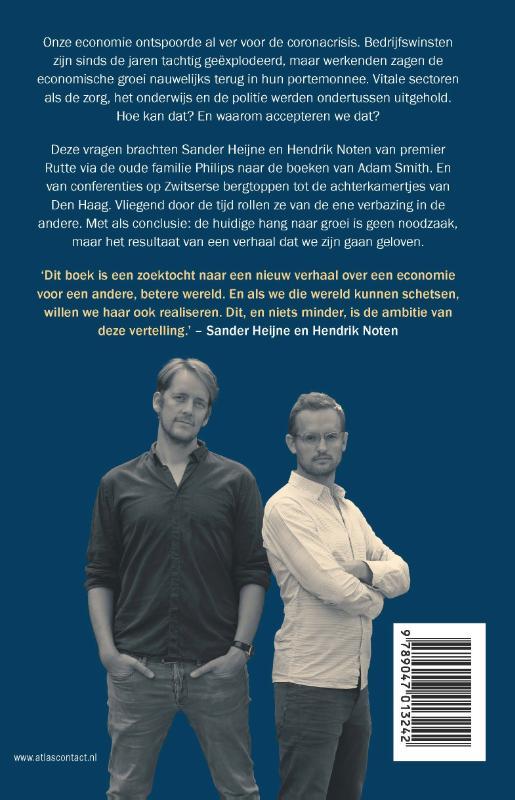 Sander Heijne, Hendrik Noten,Fantoomgroei
