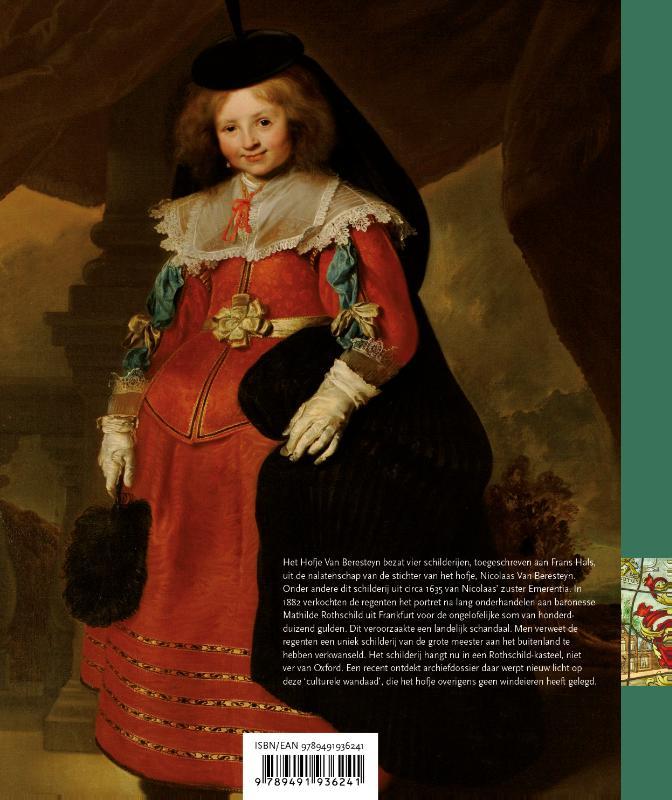 Wim Cerutti,De weldadige hofjes van Pieter Janszoon Codde en Nicolaas van Beresteyn in Haarlem