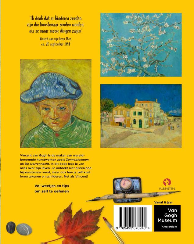 Deirdre McCloskey, René van Blerk,Ontdek de wereld van Vincent van Gogh