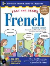 Ana Lomba,   Marcela Summerville Play and Learn French with Audio CD