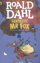 Roald,Dahl Fantastic Mr Fox