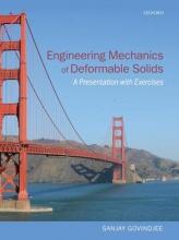 Sanjay (Professor of Civil Engineering at the University of California, Berkeley) Govindjee Engineering Mechanics of Deformable Solids