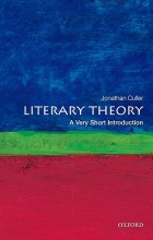 Culler, Jonathan Literary Theory: A Very Short Introduction