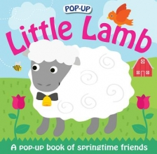 Priddy, Roger Pop-Up Little Lamb