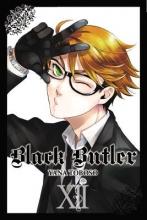 Toboso, Yana Black Butler 12