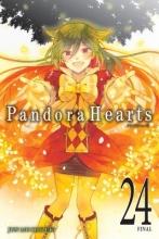 Mochizuki, Jun PandoraHearts 24