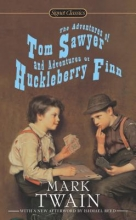 Twain, Mark The Adventures of Tom Sawyer and Adventures of Huckleberry Finn