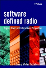 Tuttlebee, Walter H.W. Software Defined Radio