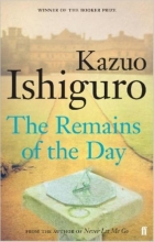 Kazuo,Ishiguro Remains of the Day