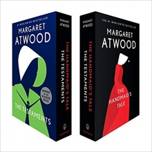Margaret Atwood , The Handmaid`s Tale and The Testaments Box Set