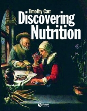 Timothy Carr Discovering Nutrition