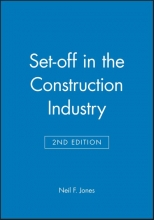 Jones, Neil F. Set-off in the Construction Industry