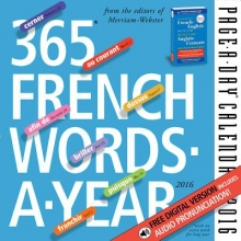 Merriam-Webster, Inc. 365 French Words-A-Year