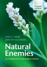 Ann E. (Cornell University, New York) Hajek,   Jorgen (University of Copenhagen) Eilenberg Natural Enemies
