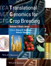 Rajeev Varshney Translational Genomics for Crop Breeding, 2 Volume Set