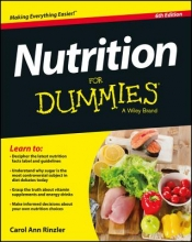 Carol Ann Rinzler Nutrition For Dummies