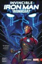 Brian Michael Bendis Invincible Iron Man: Ironheart Vol. 2 - Choices