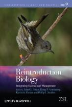 John G. Ewen,   Doug P. Armstrong,   Kevin A. Parker,   Philip J. Seddon Reintroduction Biology